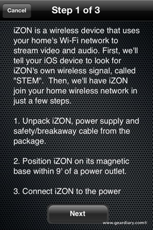 Gear Diary IZON Stem Industries 0051