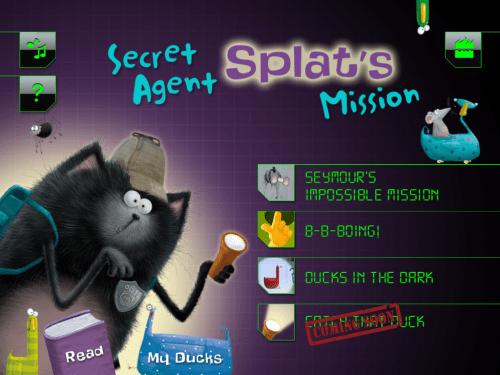 Secret Agent Splat's Mission Review for iOS