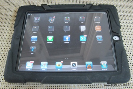 Griffin Survivor for iPad 2 and iPad 3 Extreme-Duty Case Review