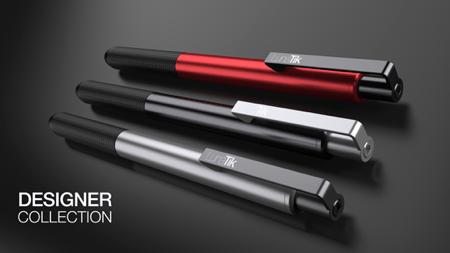 LunaTik Touch Pen, the Evolution of the Stylus: Kickstart This!