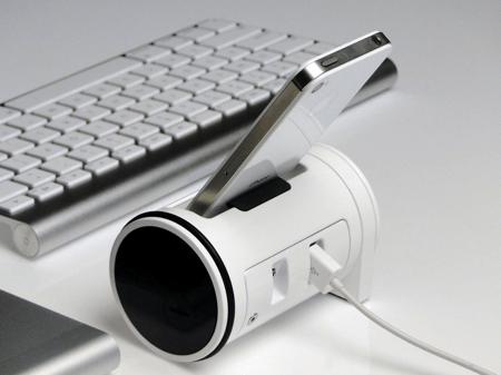 ODOC iPhone & iPod Dock Offers Elegant Design, Superior Function  ODOC iPhone & iPod Dock Offers Elegant Design, Superior Function