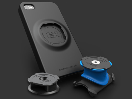 Use Your iPhone Everywhere With the Quad Lock System   Use Your iPhone Everywhere With the Quad Lock System