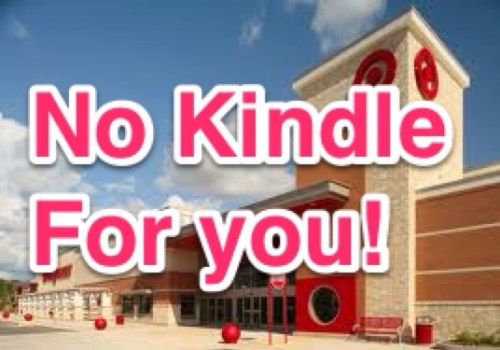 Target Ends Their Kindle Chapter