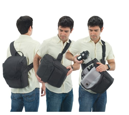 Stylishly Protect and Carry Your Gear with Lowepro's New Camera Bags