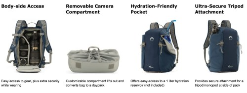 Stylishly Protect and Carry Your Gear with Lowepro's New Camera Bags  Stylishly Protect and Carry Your Gear with Lowepro's New Camera Bags  Stylishly Protect and Carry Your Gear with Lowepro's New Camera Bags