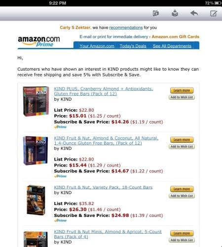 Is Amazon Spying on Me?