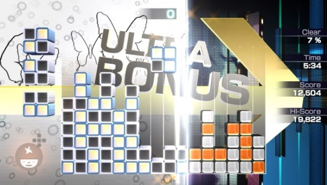 Lumines Review: Electronic Symphony for PlayStation Vita