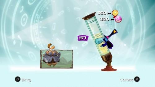 Rayman Origins for PlayStation Vita Review
