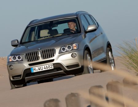 2012 BMW X3 'Simply The Best'  2012 BMW X3 'Simply The Best'