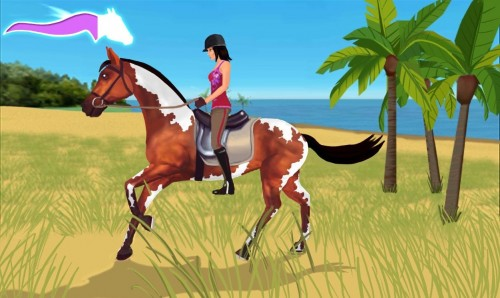 Horses 3D for Nintendo 3DS Review  Horses 3D for Nintendo 3DS Review