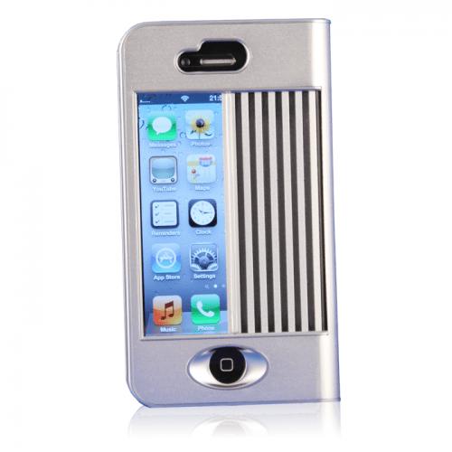 TopKase Introduces Aegis Aluminum iPhone 4/S Case