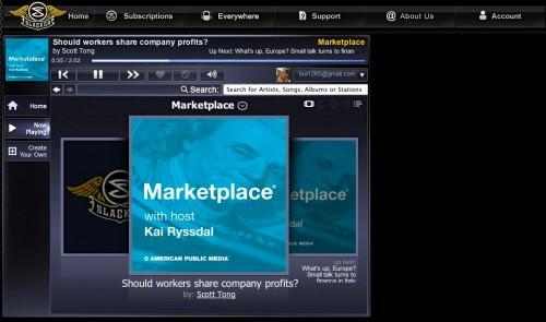 American Public Media Launches New Interactive Stations on Slacker Radio