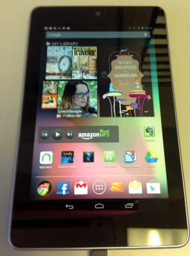 Hands-On Video Review of Google Nexus 7 and My '7-Day Nexus Challenge'