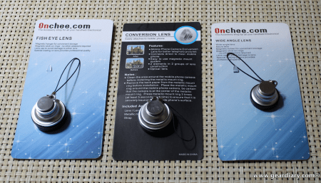 USBFever Magnetic Lenses for the iPhone 4S (and other Smartphones) Review