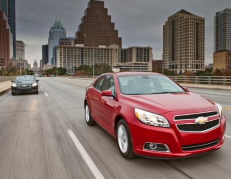 2013 Chevrolet Malibu Eco with eAssist Is a Very Mild Hybrid
