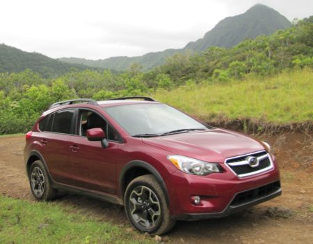 First Drive: 2013 Subaru XV Crosstrek  First Drive: 2013 Subaru XV Crosstrek
