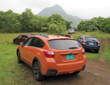 First Drive: 2013 Subaru XV Crosstrek