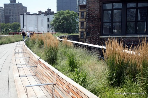 New York City's High Line Park is a Raised Treasure  New York City's High Line Park is a Raised Treasure
