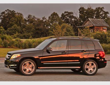 Das 2013 Mercedes-Benz GLK350 Gleiskreuzung ist Wunderbar  Das 2013 Mercedes-Benz GLK350 Gleiskreuzung ist Wunderbar