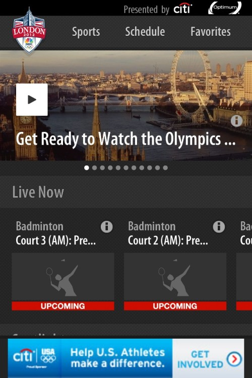 News Roundup On The Cusp of the Olympics!
