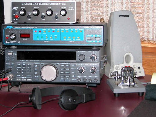 Talk to the World with Amateur Radio  Talk to the World with Amateur Radio