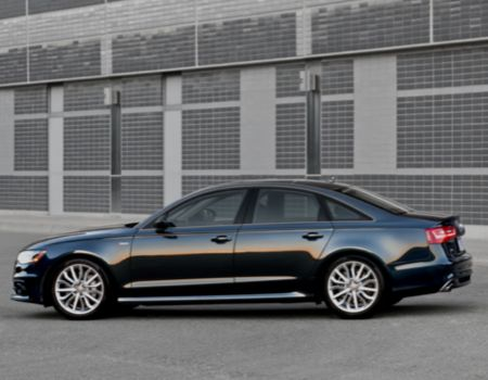 2012 Audi A6 Blends Athleticism and Elegance  2012 Audi A6 Blends Athleticism and Elegance