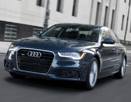 2012 Audi A6 Blends Athleticism and Elegance  2012 Audi A6 Blends Athleticism and Elegance  2012 Audi A6 Blends Athleticism and Elegance