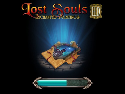 'Lost Souls: The Enchanted' Paintings HD for iPad Review