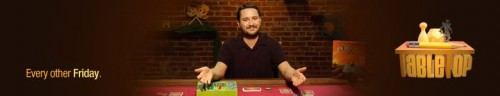 You Should REALLY Be Watching Wil Wheaton's 'TableTop' Series!