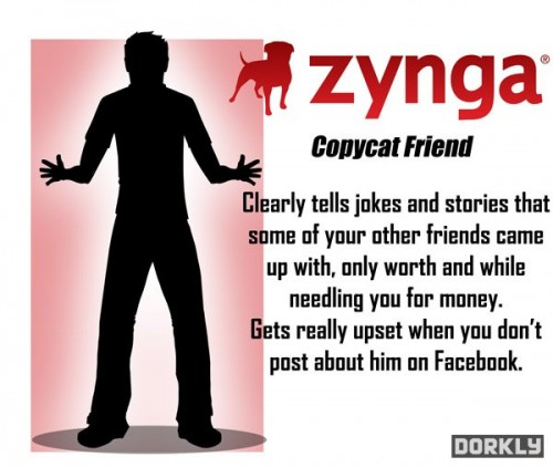 When Compared to Zynga, Suddenly EA is the GOOD Guy!  When Compared to Zynga, Suddenly EA is the GOOD Guy!