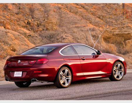 The 2012 BMW 650i Coupe Connects with Drivers' Emotions