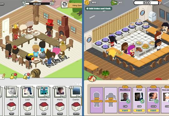 Social Networking Games Facebook