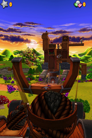 Catapult King for iPhone Review; It Brings Tons of Fun  Catapult King for iPhone Review; It Brings Tons of Fun  Catapult King for iPhone Review; It Brings Tons of Fun