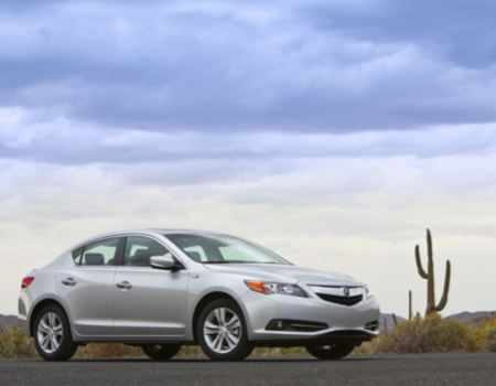 Two Words Came to Mind While Testing the 2013 Acura ILX Hybrid: 'Why' and 'Ouch'  Two Words Came to Mind While Testing the 2013 Acura ILX Hybrid: 'Why' and 'Ouch'