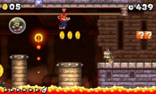 New Super Mario Bros. 2 Review for Nintendo 3DS  New Super Mario Bros. 2 Review for Nintendo 3DS  New Super Mario Bros. 2 Review for Nintendo 3DS