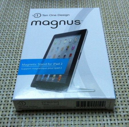 Ten One Design Magnus for iPad Review  Ten One Design Magnus for iPad Review