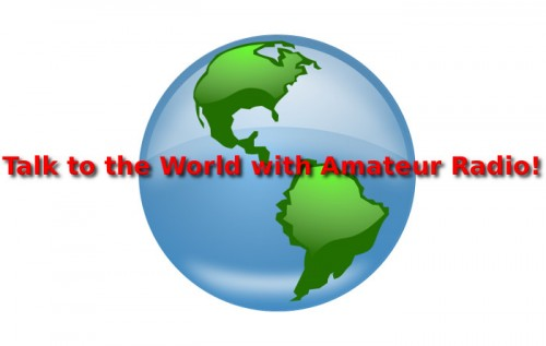 Talk to the World with Amateur Radio