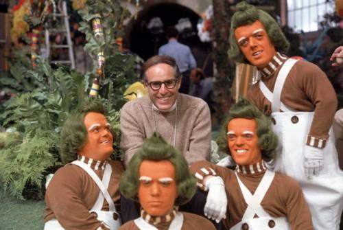 RIP Willy Wonka Director Mel Stuart