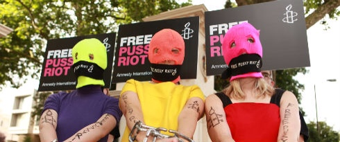 Riot Grrl, Pussy Riot, and the Heartbreak of Seeing Feminism Attacked in Russia