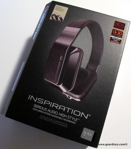 Monster Inspiration Active Noise-Canceling Headphones Review  Monster Inspiration Active Noise-Canceling Headphones Review