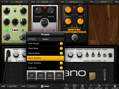 Hands-on Review of AmpliTube 2.5 (now 2.6!) and Amplitube Fender 1.2