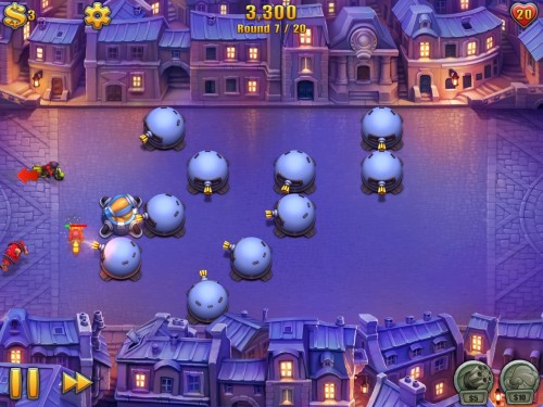 Fieldrunners 2 HD for iPad Review