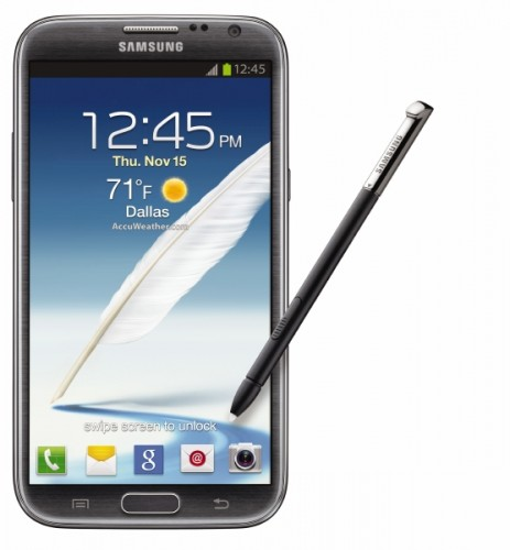 Sprint Readies the Samsung Galaxy Note II for Release This Fall, Reports 1 Million 4G Devices Sold!