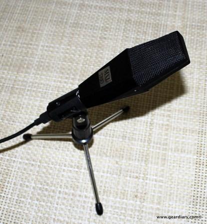 MXL TRIO USB Condenser Microphone Review