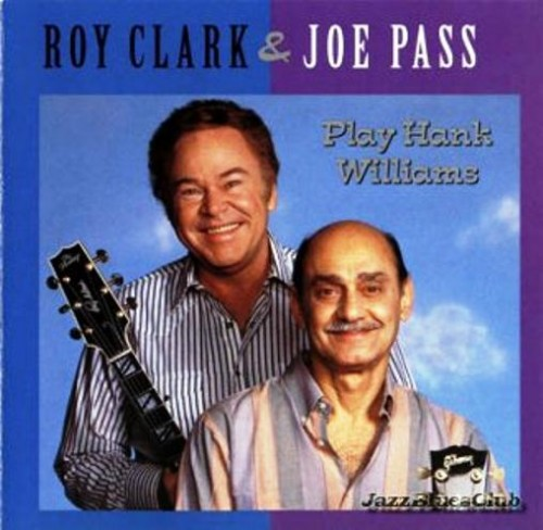 Check Out This Cool Video of Roy Clark and Joe Pass Playing the Music of Hank Williams!