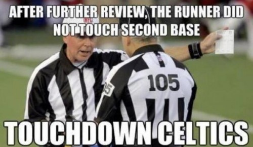 Apparently People Aren't Happy with the NFL Replacement Referees!
