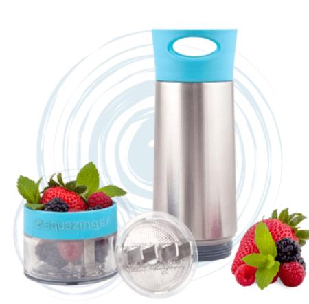 GearDiary Aqua Zinger Water Bottle, Review