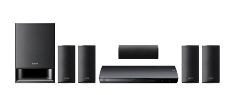Love Music? Sony's BDV-E390 Blu-ray Disc Home Theater System with WiFi is Worth Checking Out