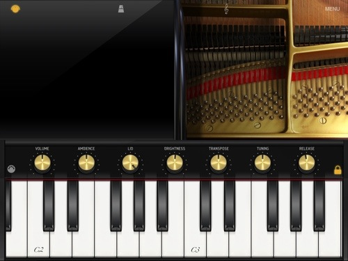 IK Multimedia Puts the 'Grand' in Mobile Piano with new iGrand Piano for iPad!