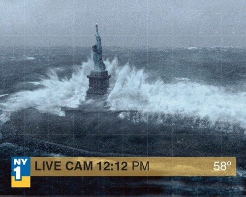 Deciphering the Real from the Fake: Hurricane Sandy Edition